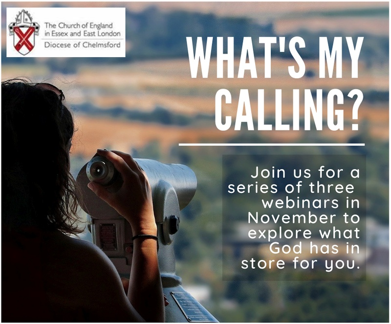 What's my calling webinars